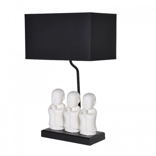 3 Buddha's Lamp with Shade