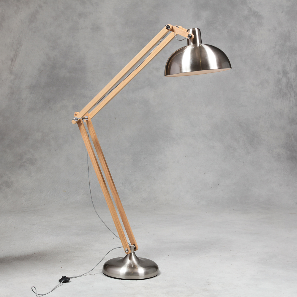 messing floor century italien pamono mid brass italian sale lamp stehlampe for grosse at large