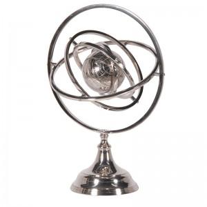 Aluminium Armillary Sphere