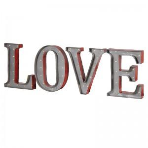 Love' Lit Letters