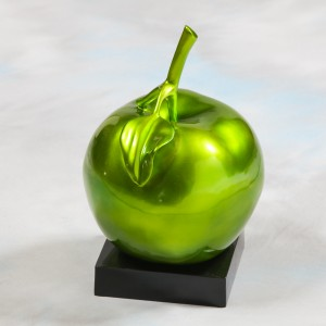 Apple Table Decor – Green